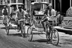 Risciò Man Varanasi India