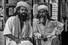 Man In Haridwar Uttarakhand India