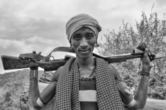 Oromo Men near Dima