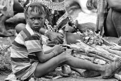 Hamer Boy in Yabelo Market Ethiopia