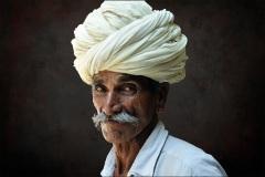Rajasthan Man in Haridwar Uttarakhand India