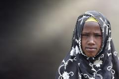 Ari Girl Dime Omo Valley Ethiopia