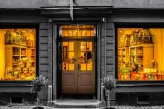 Sweets Shop Stockolm Sveden