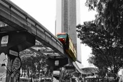 Skytrain Kuala Lumpur Malaysia