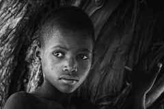 Hamer Look Turmi Ethiopia