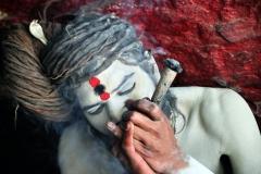 Agori Sadu Mana Village Man Uttarakhand India