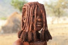 Himba Hairstyle Otjinhungwa Namibia