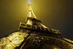 Tour Eiffel Perspective Paris France