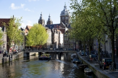 St. Nicholas Church Amsterdam Holland