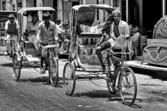 Varanasi Risciò Man India