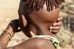 Child' Hands Omo Valley Ethiopia