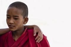 Hand Hug Ladakh India