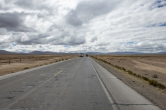 Street Foe Andes Landscape Uchumarca Perù