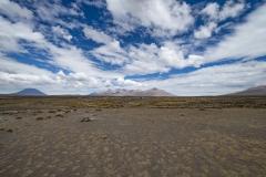 Arequipa Landscape Andes Plateau Perù