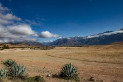 Huambo Plateau Landscape Perù