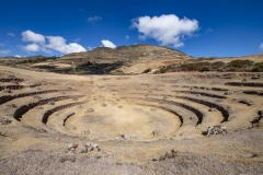 Moray Arcology Inaca Farming Cusco Region Perù