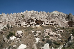 Kaymakli Underground City Goreme Cappadocia Turkey