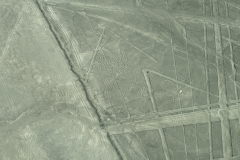 The Spider Nazca Lines Geoglyphs Aerial Perù