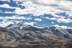 Markha Valley Landscape Ladakh India