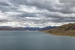 Tso Moriri Lake Landscape Ladakh India