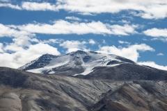 Taglang La Pass Landscape Ladakh India