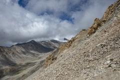 Khardung La Pass Mountains Landscape Ladakh India