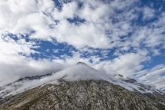 Himalayan Montain Peak Ladakh India