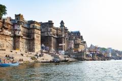 Emperor's Palace Landscape Varanasi Uttar Pradesh India