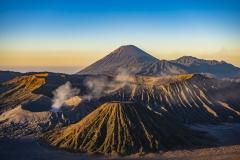 Bromo Volcano View Java Indonesia