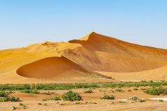 Dunes Sossusvlei Namib Naukluft National Park View Namibia