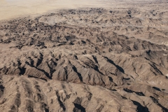 Sossusvlei Lands Aerial Landscape Namibia