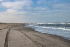 Terrace Bay Skeleton Coast Landscape Namibia