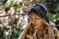 Toraja Worker Women near Roni Sulawesi Indonesia