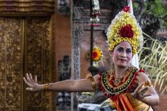Barong Dancer Ubud Bali Indonesia