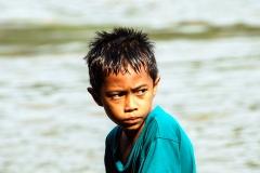 Young Portrait Taman Negara Malaysia