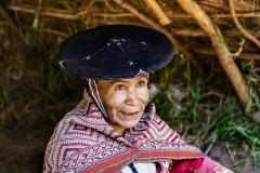 Woman Portrait Arequipa Perù