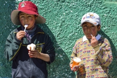 Young Boys in Puno Perù