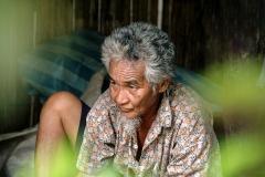 Man in Phitsanulok Thailand