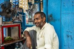 Food Seller Amristar Punjab India