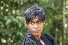 Yong Man Toraja Rapang Sulawesi Indonesia