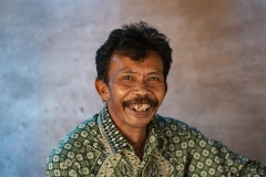 Toraja Man Portrait Pinrang Sulawesi Indonesia