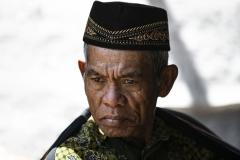 Toraja Man Salu Manglan Sulawesi Indonesia