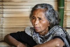 Toraja Woman Salu Manglan Sulawesi Indonesia