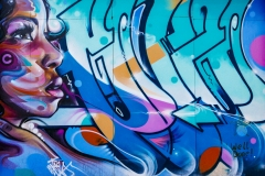 Street Art Brick Lane London England