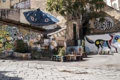 Street Art Ballarò Palermo Italy