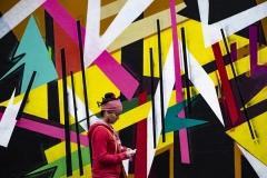 Street Art Barranco Lima Perù