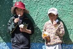Childs Ice Cream Chivay Perù