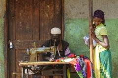 Street Tailor Oromia Ethiopia