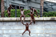 Bronze Bathers Sculpture Singapore