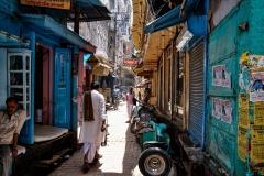 Cubiculus Street Varanasi Uttar Pradesh India
